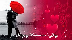 Happy Valentines Day Wishes Romantic Couple Whatsapp Photo ...