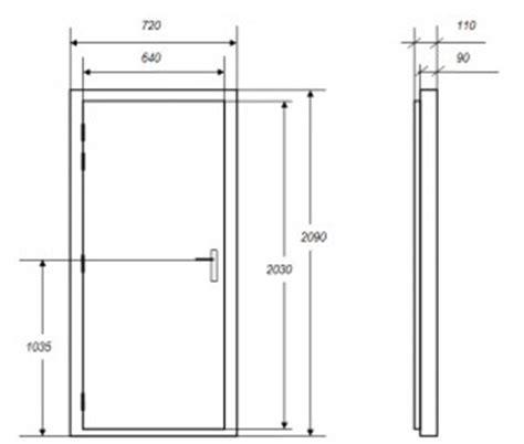 dimension porte standard exterieur maison design mail lockay