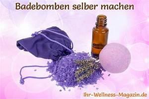 Badebombe Selber Machen : badebomben selber machen rezepte und anleitung ~ Lizthompson.info Haus und Dekorationen