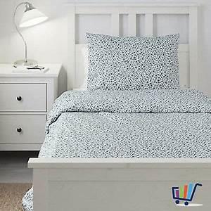 Bettdecke 155x220 Ikea : ikea vattenmynta 2 tlg lenzuola 140x200 cm bianco blu set biancheria letto eur 15 74 ~ Orissabook.com Haus und Dekorationen