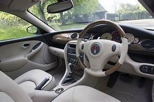 2005 Rover 75 Interior  One Of The Last Off The Production