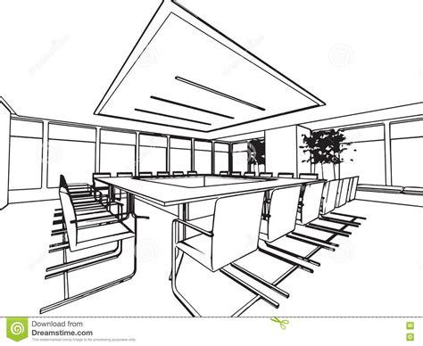 dessin bureau dessiner interieur maison formidable logiciel d