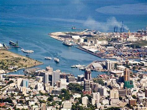 port louis ile maurice maurice extension du port de port louis co 251 t 143 millions de dollars us 27avril