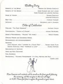 catholic wedding ceremony programs weddings ceremony free wedding program templates