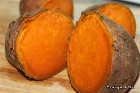 how do you boil sweet potatoes mashed sweet potatoes weight loss recipe cooking with thas
