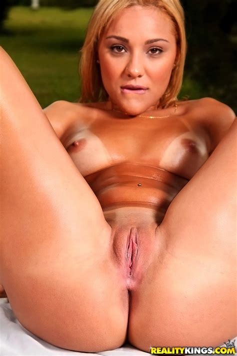 Slender Blonde Is Playing With Her Clit Milf Fox