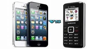 """Smartphones Vs """"Dumb"""" phones GO!!!! - YouTube"""