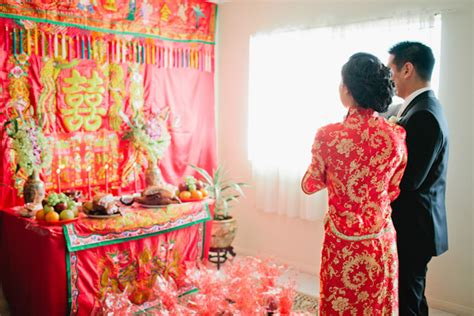 10 beautiful Chinese wedding traditions