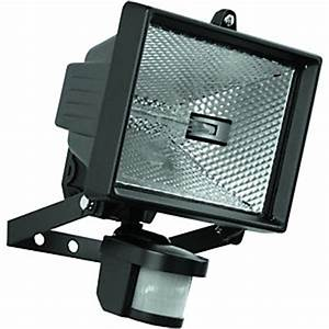 wickes 400w pir floodlight black With outdoor security lights wickes