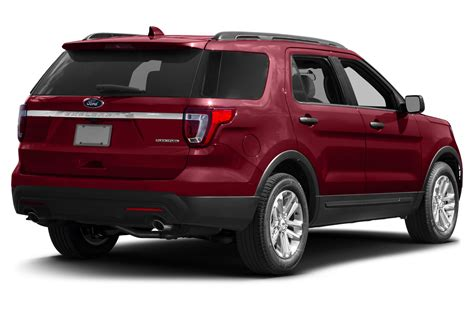 ford explorer price  reviews features