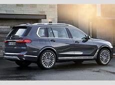 BMW 2019 X7 SUV Unveil HYPEBEAST