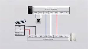 External Magnetic Lock Electromagnetic Lock 12v Waterproof