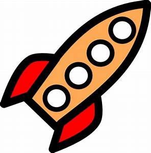 Four Window Rocket Clip Art at Clker.com - vector clip art ...