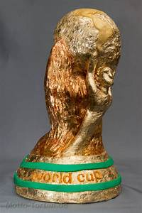 Wm Pokal Replica Resin 36cm Tall World Cup Trophy 1 1 To