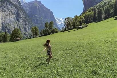 Switzerland Places Lauterbrunnen Wengen Zeebalife