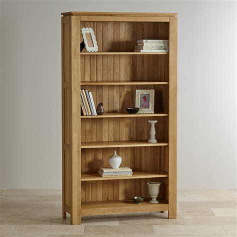 Oak Bookcase by Galway Solid Oak Bookcase Living Room Furniture