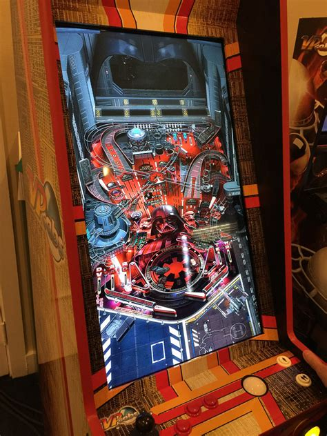 Pinball Cabinet Kit by Vertigo Pinball Arcade Cabinet The Awesomer
