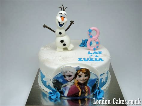 frozen cakes  london frozen birthday cakes  london