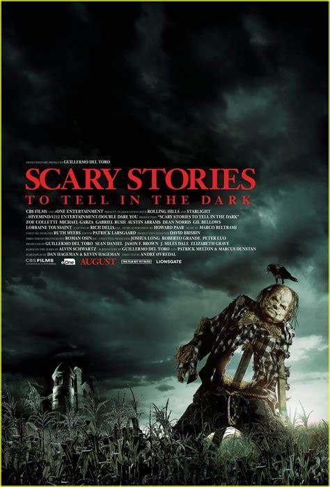 scary stories     dark  eerie teaser trailer   photo
