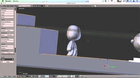 The game engine was written from scratch in c++ as a mostly independent component. Blender Game Engine: Jeu de plateforme - YouTube