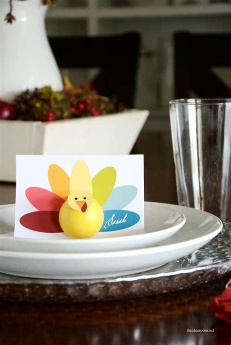 printable thanksgiving turkey  idea room