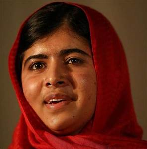 Malala joined by bus attack friends | UK | News | Express ...
