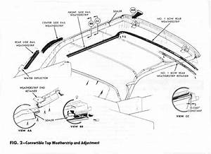 Convertible Top  U0026 Adjustment Manual Ford Mustang  Full