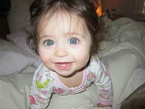 SHOW OFF THOSE BABY BLUES - BabyCenter