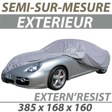 bache voiture toyota yaris housse protection voiture semi sur mesure exterieure externresist