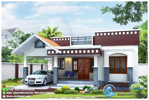 modern  story home  roof deck pinoy eplans