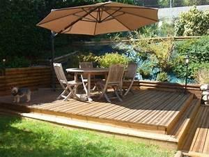 Modele De Terrasse : terrasse bois deco nos conseils ~ Preciouscoupons.com Idées de Décoration