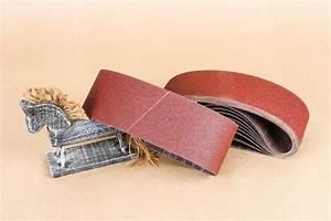 Faire Briller Aluminium Oxydé : poly ceintures de pon age d 39 oxyde d 39 aluminium de coton 75mm x 533mm poussi re abrasive p36 pour ~ Melissatoandfro.com Idées de Décoration