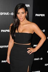 KIM KARDASHIAN at Paper Magazine Break The Internet Issue ...