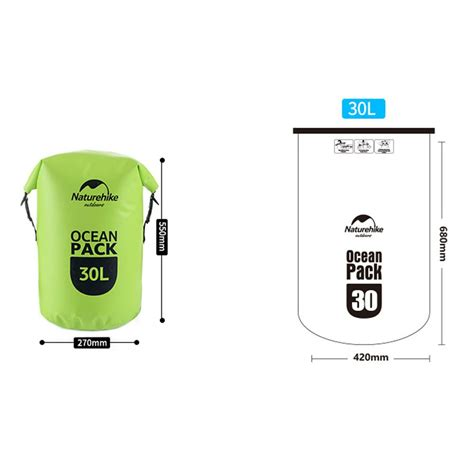 Personal Health Care Site: DRY BAG OCEAN PACK 10L