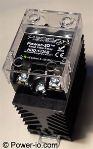 Solid State Relays  Ssr  Dc Relay Contactors