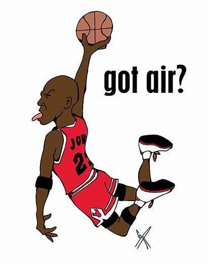 Jordan Michael Poster Clipart Basketball Nba Drawings