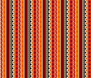 African Tafari Tribal Pattern Art Print | Tribal pattern ...