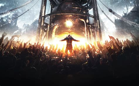 Frostpunk 2018 Game Wallpapers  Wallpapers Hd