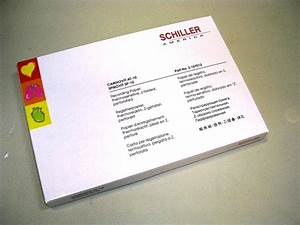 Pulse Pressure Chart Thermal Recording Chart Paper For Schiller Cardiovit At 10