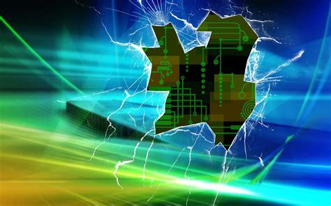 Broken Screen Desktop Wallpaper Wallpapersafari