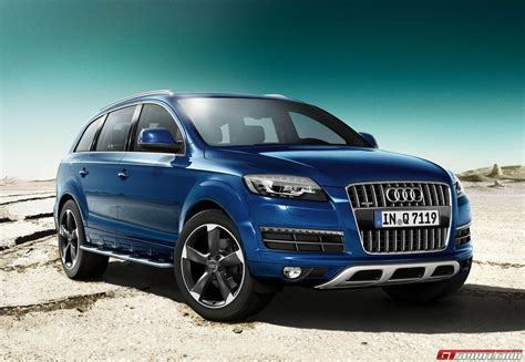 audi q7 official 2014 audi q7 s line style edition and sport