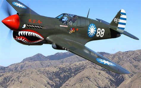 Curtiss P40 Warhawk Wallpapers  Curtiss P40 Warhawk