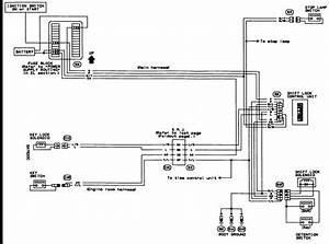 Nissan Navara D22 Central Locking Wiring Diagram