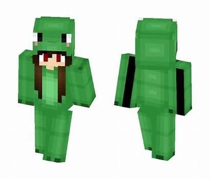 Frog Onesie Minecraft Skin Skins Superminecraftskins Female