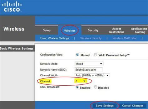 fix wifi drops change your wireless channel xfinity 2017