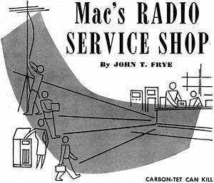 News Service Shopping T Online : mac 39 s radio service shop carbon tet can kill february 1952 radio television news rf cafe ~ Eleganceandgraceweddings.com Haus und Dekorationen