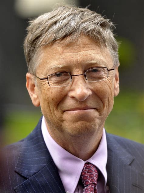 Bill Gates the World Richest Business Magnate