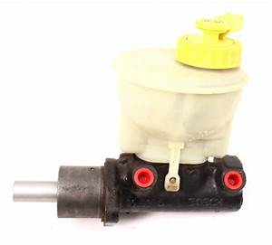 Genuine Vw Brake Master Cylinder 95