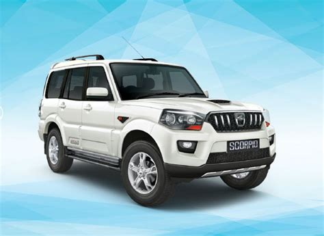 mahindra scorpio new model 2016 mahindra scorpio with intelli hybrid tech launched at rs