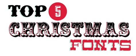 Freebie Friday Top 5 Christmas Fonts  Youth Ministry Media